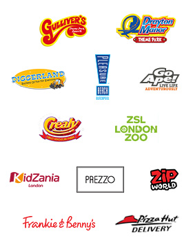 Just a fraction of our brands