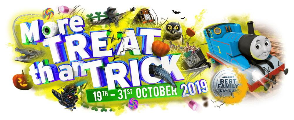 drayton manor halloween