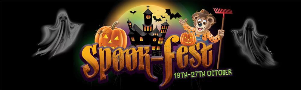 crealy theme park halloween